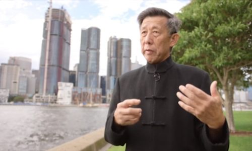 Master Gary Khor Founder and Director of the Feng Shui Academy of China